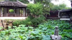 Jardines clásicos al estilo chino