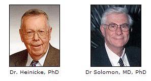 doctores Salomon y Heinicke