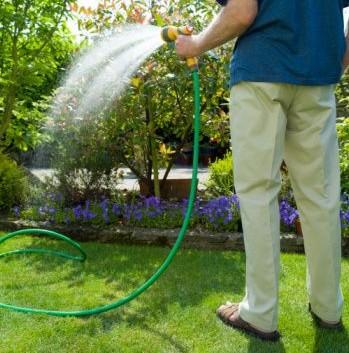 Cuida tu jardín en los meses de verano