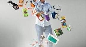 La nueva tienda online de 3M tiene varios productos para el uso de los jardineros