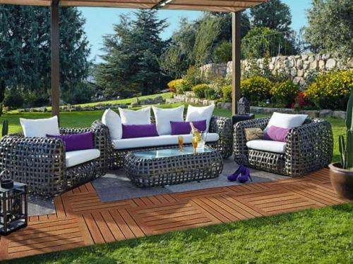 I jardineros com el mejor verano en tu casa con leroy merlin for Sillones terraza baratos